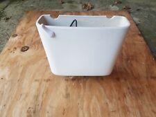 Crane 3696 toilet Commode Tank White