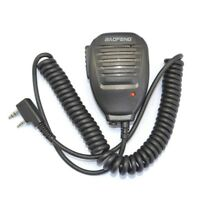 Supports BAOFENG Speaker Microphone hand transceiver / amateur radio UV-5R L4 PB