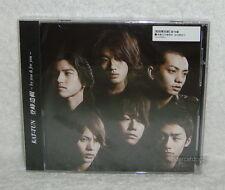 J-POP KAT-TUN Break The Records Taiwan Ltd CD+ 36P Booklet