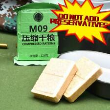1 PACK CHINESE ARMY MRE RATIONS SURVIVAL RATIONS FOOD BARS Type M09 125g 585Kcal