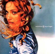 Madonna 2xLP Ray Of Light - Limited Edition Blue Vinyls - Europe (M/M)