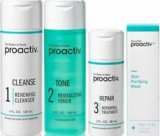 Proactiv 4pc 60 day Kit WITH Skin Purifying Mask Proactive - ONE TIME ONLY SHIP