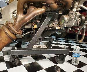 NEW Engine Stand, Cart, Cradle, Late Model Coyote engines, 5.0 & 5.2 V8's
