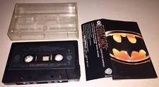Prince 1989 Batman Soundtrack Batdance UFO Group Taiwan OBI Cassette Tape Album