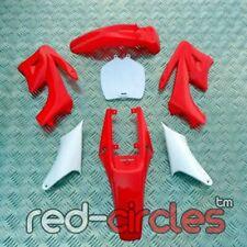 RED 49cc & 47cc MINI MOTO DIRT BIKE APOLLO PLASTIC KIT