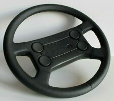 Steering Wheel VW OEM  Leather Vintage Golf Jetta Scirocco Mk1 Mk2 1976-1988
