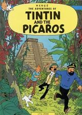 Tintin and the Picaros: By Herg?
