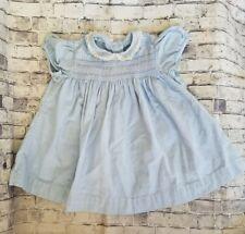Vintage 1950'S Kate Greenaway Frock Dress Size Primerette light blue