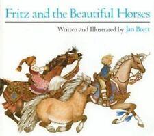 Fritz and the Beautiful Horses (Sandpiper Books) by Brett, Jan
