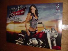 Amanda Beard/Budweiser Poster