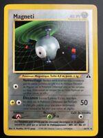 Carte Pokemon MAGNETI 26/75 Rare Néo Discovery Wizard FR NEUF