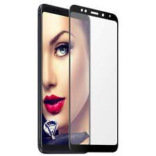 3D Proteggi schermo curvo per Xiaomi Redmi 5 Plus (5.99'') - nero
