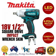 Makita Cordless Impact Wrench Electric 18V Battery DTW251Z 1/2 Inch - Skin Only