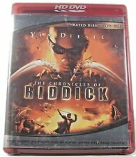 New listing The Chronicles of Riddick Unrated Director's Cut Hd Dvd