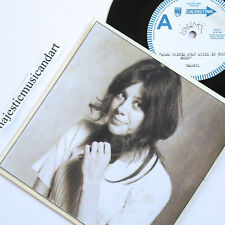 VASHTI BUNYAN SOMETHINGS JUST STICK IN YOUR MIND 7 INCH VINYL WHITE LABEL NM
