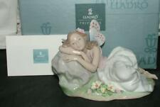"""Lladro Figurine """"PRINCESS OF THE FAIRIES"""" 7694 MINT IN BOX Retired"""