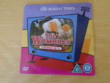 THE WOMBLES Tobermory on TV DVD from the Sunday Times, cert U