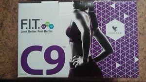 Programme Diet Plan Slimming Forever Living C9 Clean 9 Aloe Vera F15 Fit 15 gel