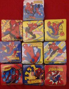 "Marvel Spider-Man 11"" X 11"" Magic Towel Disney Universal Studios Disney World"