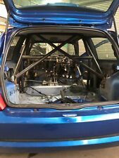 Renault Clio 172 / 182 Roll Cage, 6 Point Bolt In, Motorsport, Race, Rally, Cup