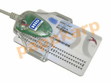OMNIKEY 3021 USB Smart Card CAC Reader Writer Military Medical ID eID 1021 HID