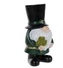 Hobby Lobby St. Patrick's Day Irish Lucky Shamrock Gnome Figurine New with Tag