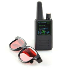 Aufspürgerät Funk Gsm Gps Wanze Kamera Linse Finder Detektor Suche Auto Car A266