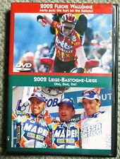 2002 Liege-Bastogne-Liege Fleche-Wallonie World Cycling Productions 2 DVD clean