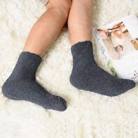 Cozy 7 Colors Winter Socks Cashmere Warm Home Sleep Floor Fluffy Socks Bed