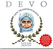 Devo - Live In Seattle 1981 (NEW CD)