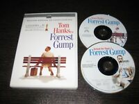 Forrest Gump DVD Tom Hanks Robin Wricht Gary Sinise (Edizione Collezzionista)