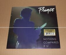 """PRINCE - NOTHING COMPARES 2 U - 7"""" SINGLE - LIMITED EDITION - NEUF / SCELLE"""