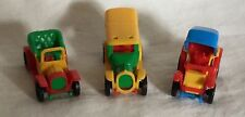 Bruder Mini Vintage Antique Toy Cars Snap Together Plastic Made In Germany #5