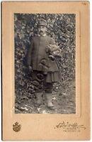 Prima guerra mondiale - Fotografia di un soldato (41° reggimento)