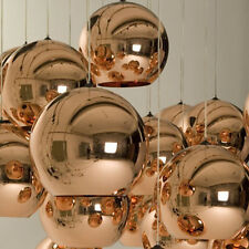 Modern Glass Ball Ceiling Lamp Chandelier Lighting Fixture Pendant Light Living