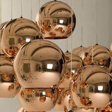 Modern Glass Ball Ceiling Lamp Chandelier Lighting Fixture Pendant Light Living