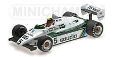 Minichamps 117 820 005 - WILLIAMS FORD FW08 - DEREK DALY - 1982  1/18