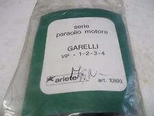 SERIE PARAOLIO MOTORE  MOTO  GARELLI VIP 1 2 3 4  *pesolemotors*