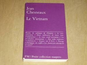 [VIETNAM] CHESNEAUX /ETUDES POLITIQUE & HISTOIRE Masp68