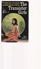 PAUL DANIELS ( FAIRMAN ) - THE TRANSISTOR GIRLS    FIRST EDITION  pulp fiction