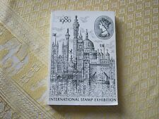 LONDON 1980 INTERNATIONAL STAMP EXHIBITION CATALOGUE in GOOD CONDITION
