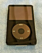 **Apple iPod Classic 5th Generation A1136 30GB TESTED AND WORKING Black**