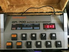Roland GR 700 Programmable Analog Guitar Synthesizer