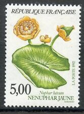 STAMP / TIMBRE FRANCE NEUF N° 2769 ** FLORE / NENUPHAR JAUNE