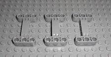 LEGO Technic - 3x Liftarm 3 x 5 H-Form Rahmen 3x5 Frame 14720 42055 42054 42030