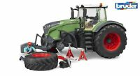 Fendt Tractor 1050 Vario with Tools & Figure - Bruder 04041 Scale 1:16 NEW
