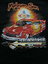 JOHNNY ROCCA IRON HORSE PRO MOD NHRA Short Sleeve Custom T-shirt