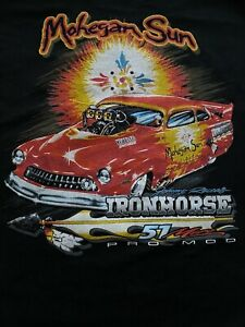 JOHNNY ROCCA IRON HORSE PRO MOD NHRA Short Sleeve Custom T-shirt