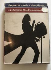 Depeche Mode – Devotional (A Performance Filmed By Anton Corbijn) - 2 DISC DVD