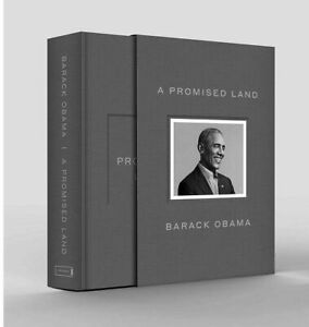 A Promised Land: Deluxe Signed Edition | President Barack Obama | IN HAND